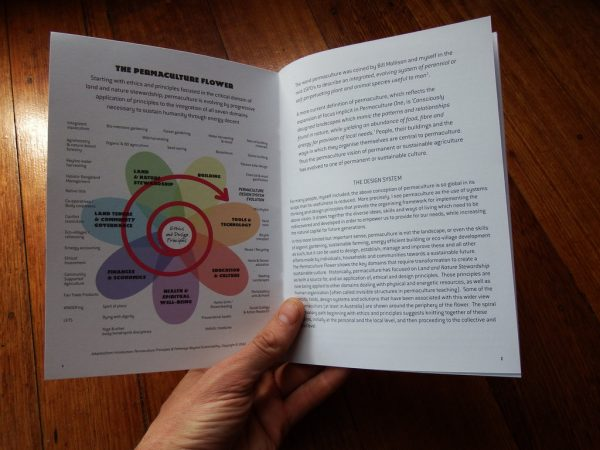 Essence of Permaculture booklet
