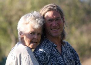Su Dennett and David Holmgren