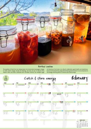 2021 Permaculture Calendar